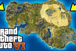 Grand Theft Auto 6 map location - TOP SECRET - GTA 6 Mod